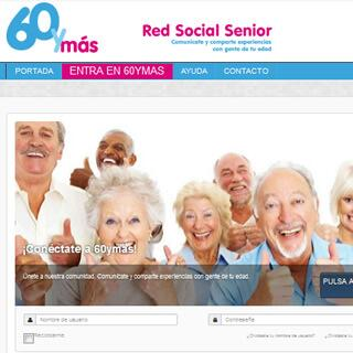 60ymas Red Social Senior