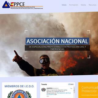 Asociación Nacional de Especialistas en Protección Civil y Emergencias (ANEPPCE)