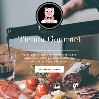 Tienda Gourmet Míster Jamón