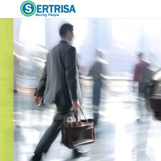 Sertrisa, Moving People